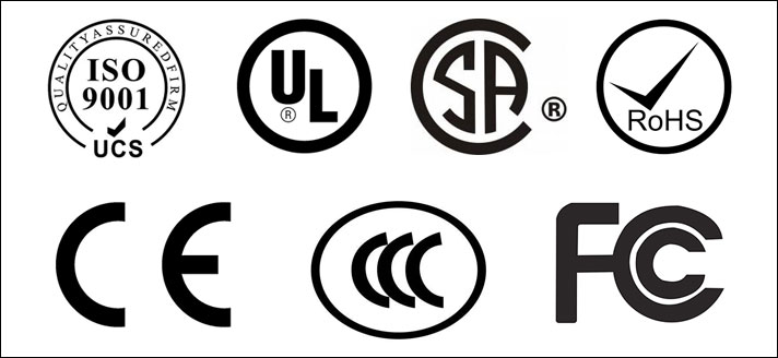 工业大吊扇认证标志